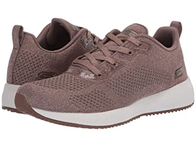 BOBS from SKECHERS Bobs Squad Glitz Maker (Taupe) Women