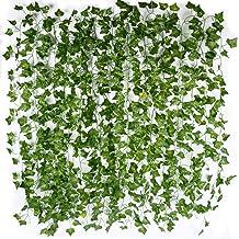 Kunstmatige Ivy, nepplant laat hangende wijnstok familie partij en buiten gebruik (210 * 24)