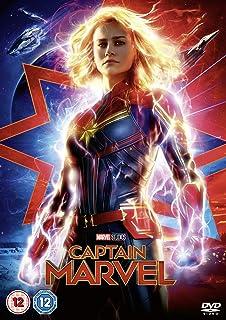 Capitán Marvel [DVD] [2019] | Producto no compatible de Estados Unidos | Región - 2