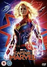 Capitán Marvel [DVD] [2019]   Producto no compatible de Estados Unidos   Región - 2