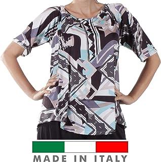 0af1236b33 Amazon.it: taglie forti donna abbigliamento - T-shirt, top e bluse ...