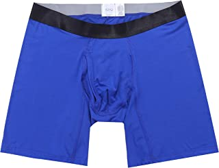 Y2Y2 Men's Modal Underwear Long Leg Boxer Brief