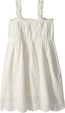 Anemone Sleeveless Eyelet Dress (Toddler/Little Kids/Big Kids)