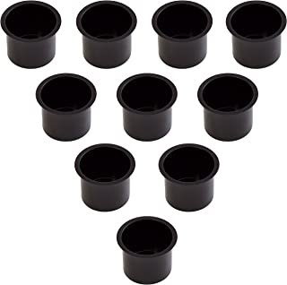 GSE Games & Sports Expert 10-Pack Jumbo Aluminum Drop-in Cup Holders (5 Colors Available)