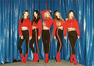 Fanstown Kpop EXID Poster Full Moon 16.5 x 11.7 inch A3 Size Thicken Coated Paper (C01)