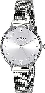 (Renewed) Skagen Anita Analog Silver Dial Womens Watch - SKW2149#CR