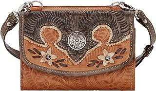 Women's Desert Wildflower Crossbody Bag/Wallet