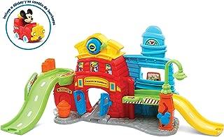 VTech- TTB Mickey Fire Station Tracks for Car Circuits, Colour (3480-511622)