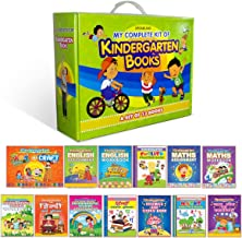My Complete Kit of Kindergarten Books - A Set of 13 Books