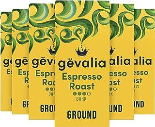 Gevalia Espresso Dark Roast Ground Coffee, 12 oz. Bag