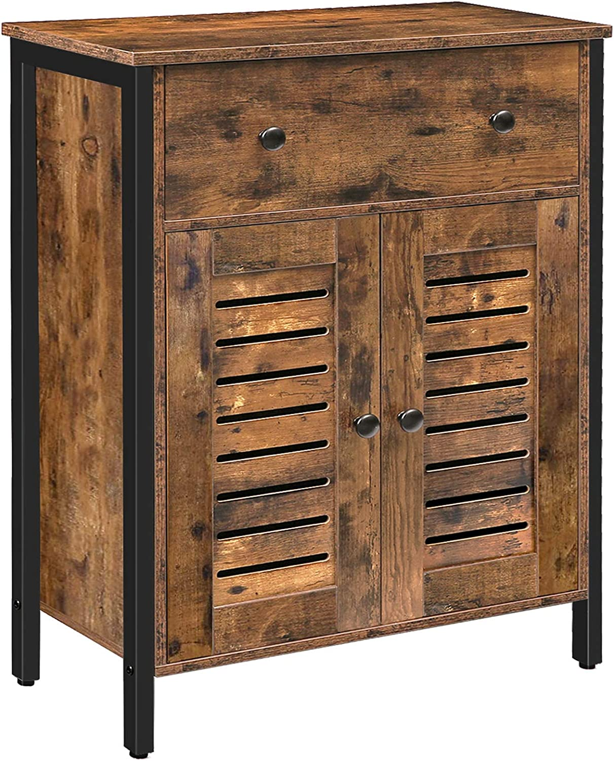 HOOBRO Kitchen Sideboard Manufacturer regenerated product Floor with Ranking TOP11 Storage Cabinet Dra