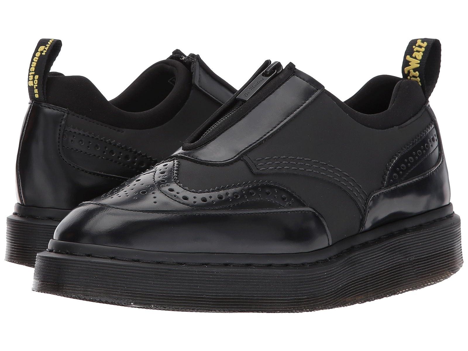 Dr. Martens Resnik Zip BrogueCheap and distinctive eye-catching shoes