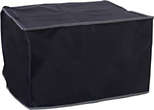 The Perfect Dust Cover, STRONG Cover Compatible with HP OfficeJet Pro 6978 All-in-One Wireless Printer, Black Nylon Anti Static Cover Dimensions 18.3''W x 15.35''D x 9''H by The Perfect Dust Cover LLC