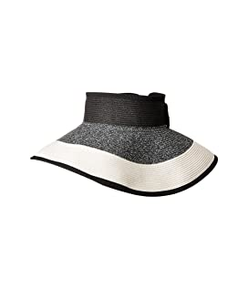 UBV038 Roll Up Visor with Bow Closure