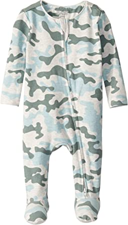 Soft Grey Marle/Stormy Sea Camo