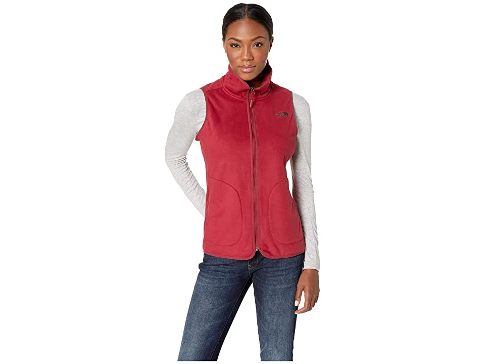 The North Face Mosswood Vest (Rumba Red) Women