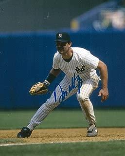 Autographed Don Mattingly Picture - 8x10 COA A - Autographed MLB Photos