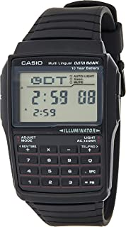CASIO CA506B-1AVT Watch, Black