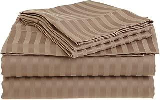 True Linen Offers- Elegant 4PC Sheet Set with 6
