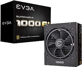 EVGA SuperNOVA 1000 G+, 80 Plus Gold 1000W, Fully Modular, FDB Fan, 10 Year Warranty, Includes Power ON Self Tester, Power Supply 120-GP-1000-X1