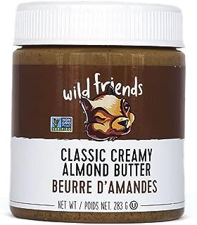 wild friends vanilla espresso almond butter