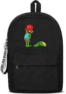 Pattern Backpack Classic Unisex Backpacks Travel School Bags for Men Bookbag Womens