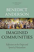 benedict anderson on imagined communities