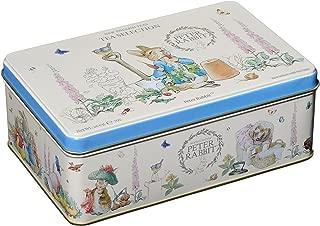 New English Teas Beatrix Potter Peter Rabbit 100 Teabags Tin