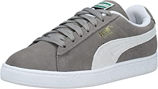 [プーマ] SUEDE CLASSIC+ メンズ 352634-66 Steeple Gray-White 27