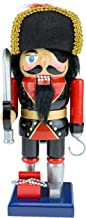 Clever Creations Traditional Wooden Collectible Pirate Decorative Nutcracker, Festive Christmas Décor, 9 Inch Tall Perfect...