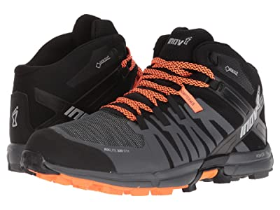 inov-8 Roclite 320 GTX(r) (Black/Grey/Orange) Men