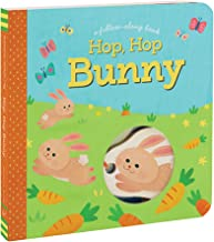 Hop, Hop Bunny (A Follow-Along Book)