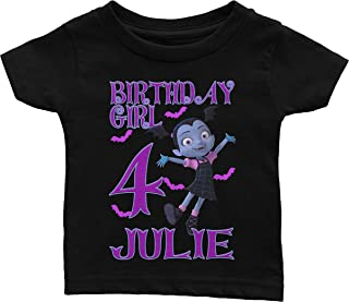 vampirina birthday shirt