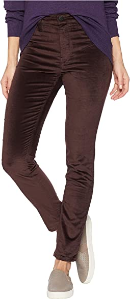 Barbara High-Waist Skinny Jeans in Antler