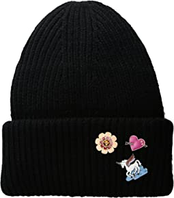 Collection XIIX - Pin It Cuff Beanie