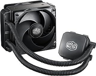 Cooler Master Nepton 120XL - Refrigeración (Procesador, 27 dB, 4 Pines, 1 Ventilador(es), 800 RPM, 2400 RPM)