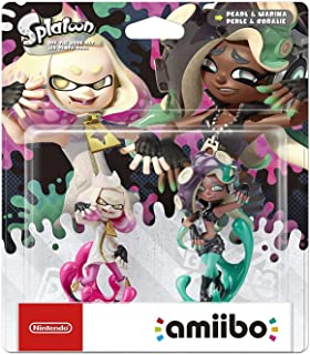 Off the Hook Set amiibo - Pearl and Marina - Splatoon Collection (Nintendo Switch/Nintendo Wii U/Nintendo 3DS)