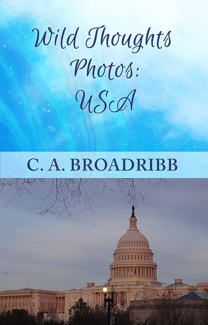 かみそり抵抗力があるタンパク質Wild Thoughts Photos:  USA (English Edition)
