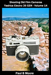 Shooting Old Film Cameras - Yashica Electro GSN