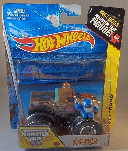 contador genuino Scooby Doo Monster Jam Jam Jam Off Road Truck By Hot Wheels 1 64 by Hot Wheels  tienda en linea