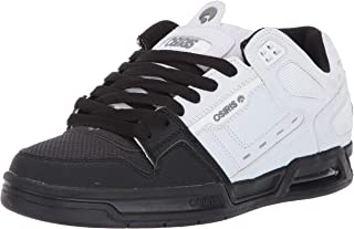 osiris black and white shoes