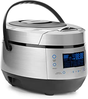 Lacor - 69335 - Olla eléctrica programable 5 litros 950w - Gris