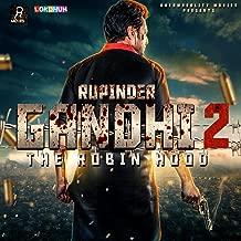 Rupinder Gandhi 2: The Robinhood (Original Motion Picture Soundtrack)