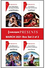 Harlequin Presents - March 2021 - Box Set 2 of 2 Kindle Edition