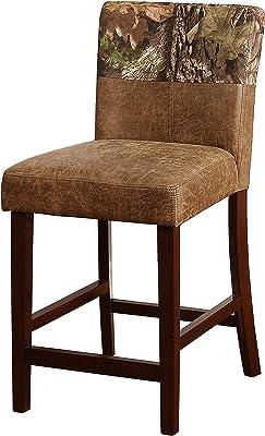 Brilliant Amazon Com Safavieh Hudson Collection Addo Ring Counter Creativecarmelina Interior Chair Design Creativecarmelinacom