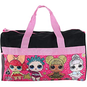 "L.O.L Surprise! Girl's 18"" Carry-On Duffel Bag"