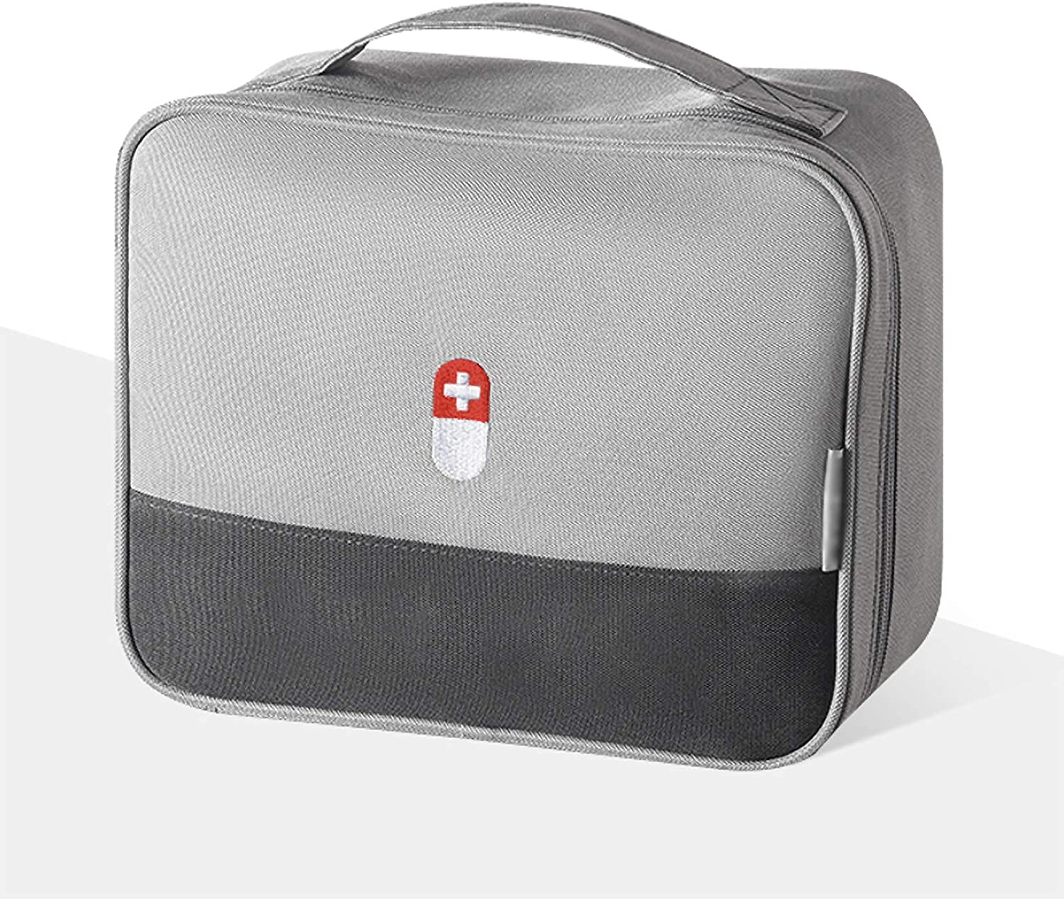 YLX Portable Empty First Aid In stock Kit Household Capacity Large Las Vegas Mall Bag Cl