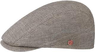 MAYSER Seven Classic Premium Flatcap Schirmmütze Sonnencap Wollcap Seidencap