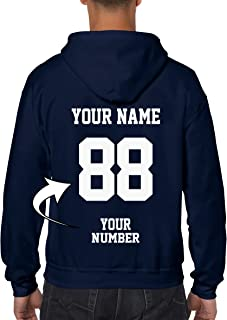 design your own jersey pullover