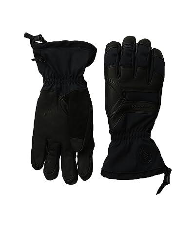 Black Diamond Patrol Glove (Black) Extreme Cold Weather Gloves
